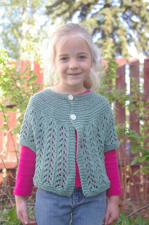 February Girl Sweater