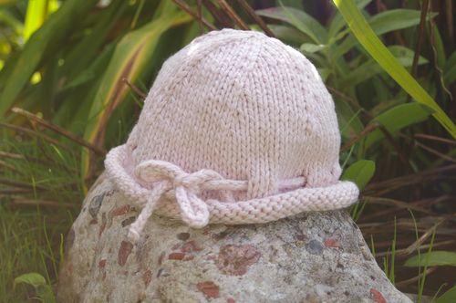 Child's Cotton Hat