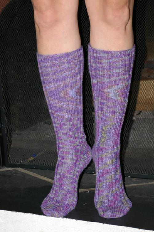 Panda Wool Socks