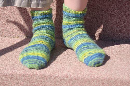 Earth Day Socks