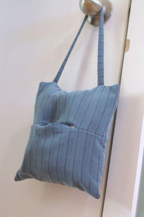 Handkerchief Bag